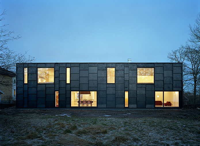 Nyheter arkitekthus sida 3 - The house of clicks the visual experiment of swedish architects ...