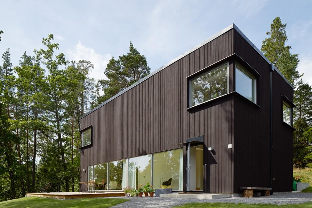 Arkitekthus Tyresö