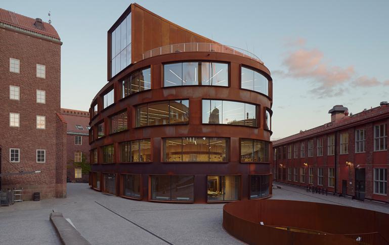 arkitekturskoan